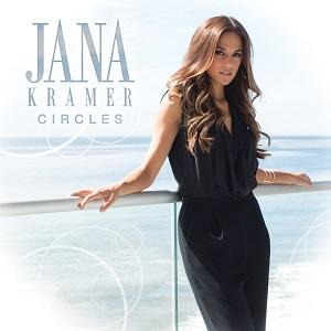 Jana Kramer circles