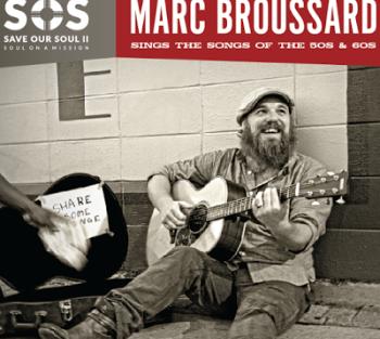 Marc Broussard sings 350