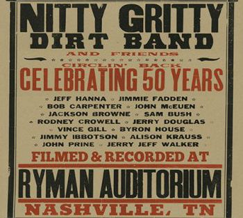 Nitty Gritty Dirt Band celebrating 50 yrs 350