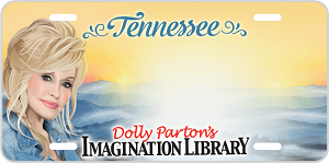 logo Dolly parton imagination library