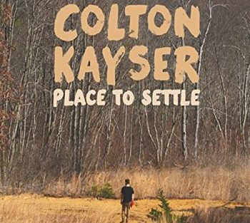Colton Kayser place to settle 1 350