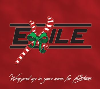 Exile wrapped in your arms 350