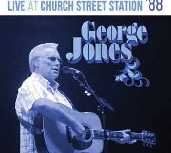 George Jones live at church 350