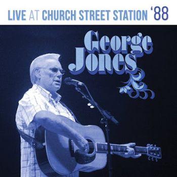 George Jones live at church 350