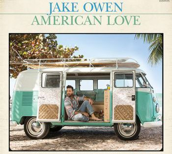Jake Owen american love 350