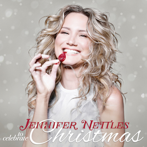 Jennifer Nettles to celebrate christmas