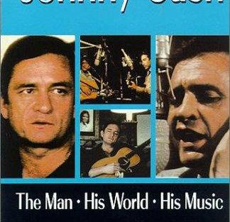 Johnny Cash the man his world his music dvd