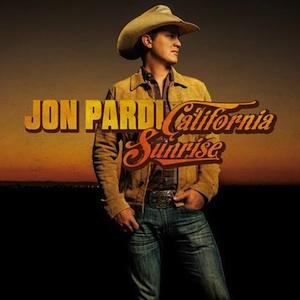 Jon Pardi california sunrise