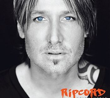 Keith Urban ripcord cover 350