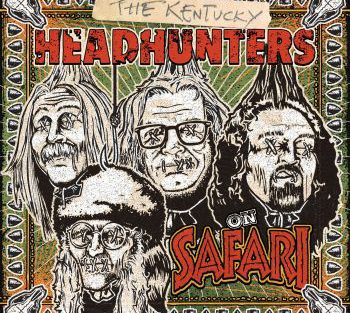 Kentucky Headhunters on safari 350