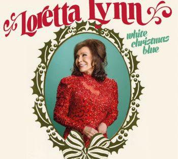Loretta Lynn white x-mas blue 350