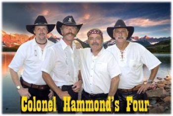 colonel hammonds four 350