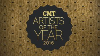 logo CMT artist of the year 2016 350