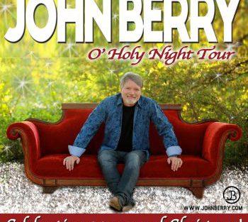 logo John Berry xmas tour 350