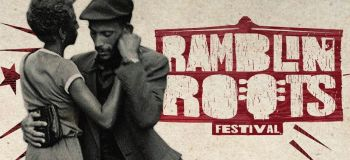 logo Ramblin' Roots festival 2016 350