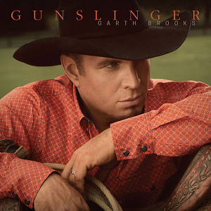 Garth Brooks gunslinger