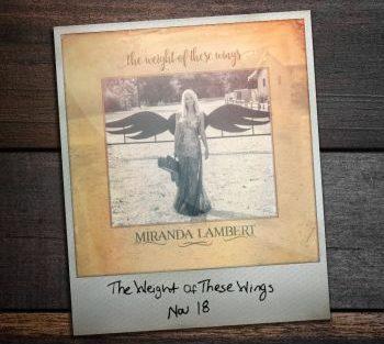 Miranda Lambert the weight 350