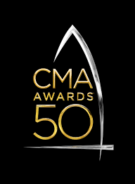 logo CMA awards 50