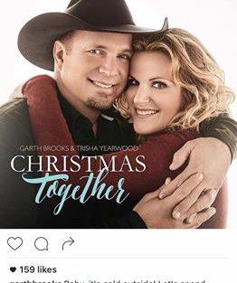 logo Christmas Together garth and trisha