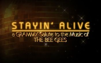 logo-staying-alive-bee-gees-350